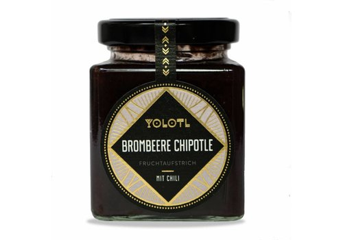 Yolotl FRUIT SPREAD BLACKBERRY WITH CHIPOTLE CHILI  (212 G)