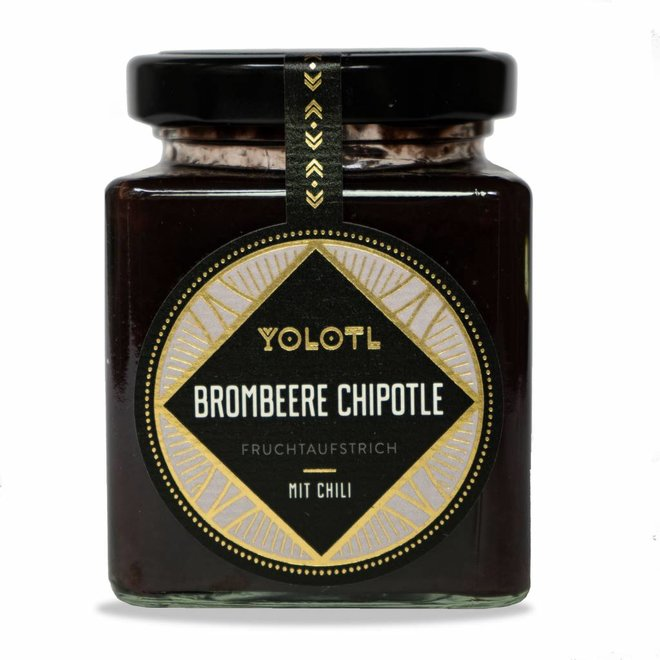 FRUIT SPREAD BLACKBERRY WITH CHIPOTLE CHILI  (212 G)