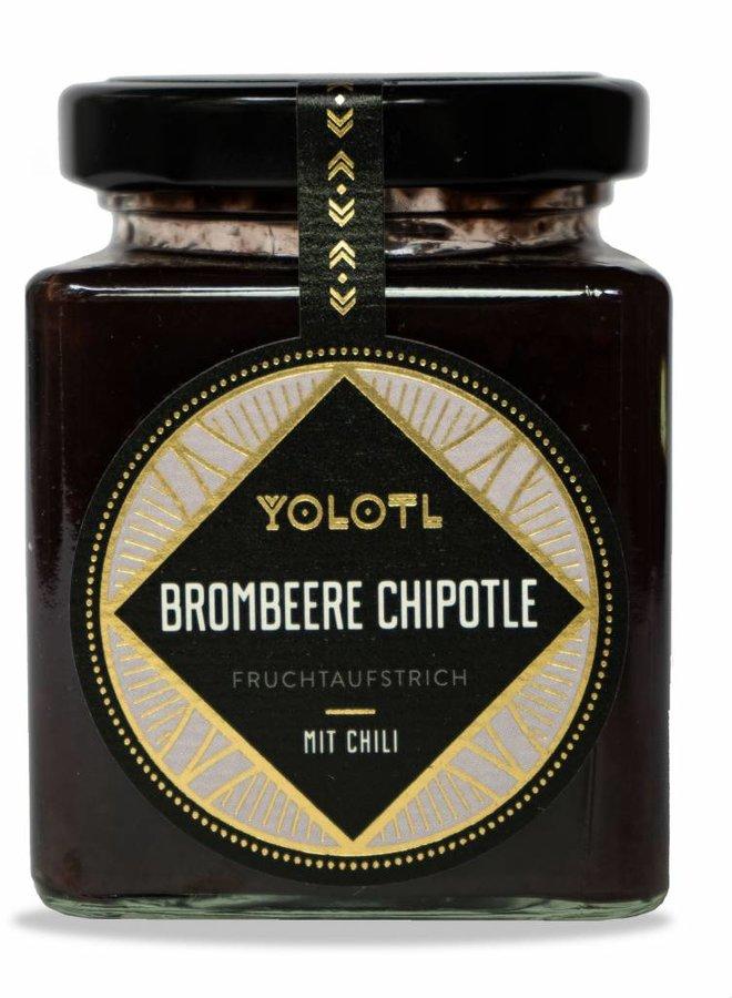FRUCHTAUFSTRICH BROMBEERE MIT CHIPOTLE CHILI ( 212 G )