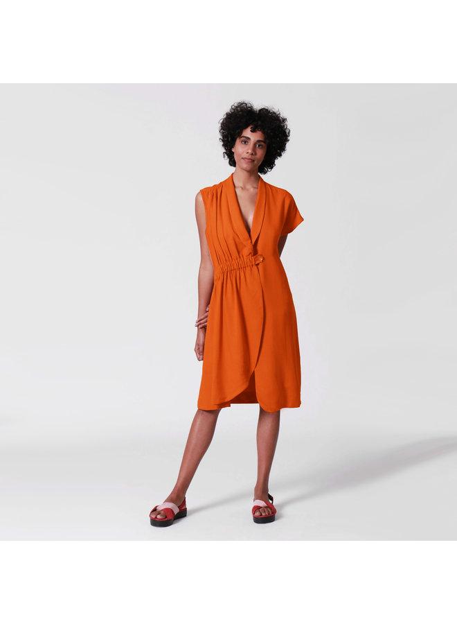 DRESS ASYMMETRICAL AND ELASTIC  MARESIA | BRASIL