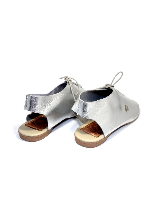 "SANDALS ""SEA"" SOFT LEATHER - BRASIL - VOLARE NEW COLLECTION"