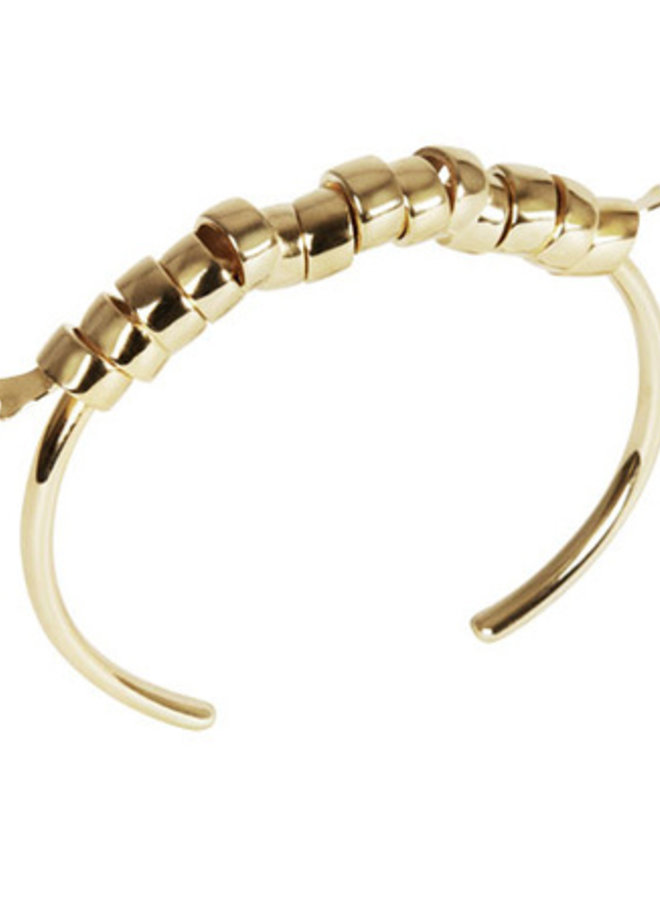 ARMBAND BANDS COLLETTE SILBER  925