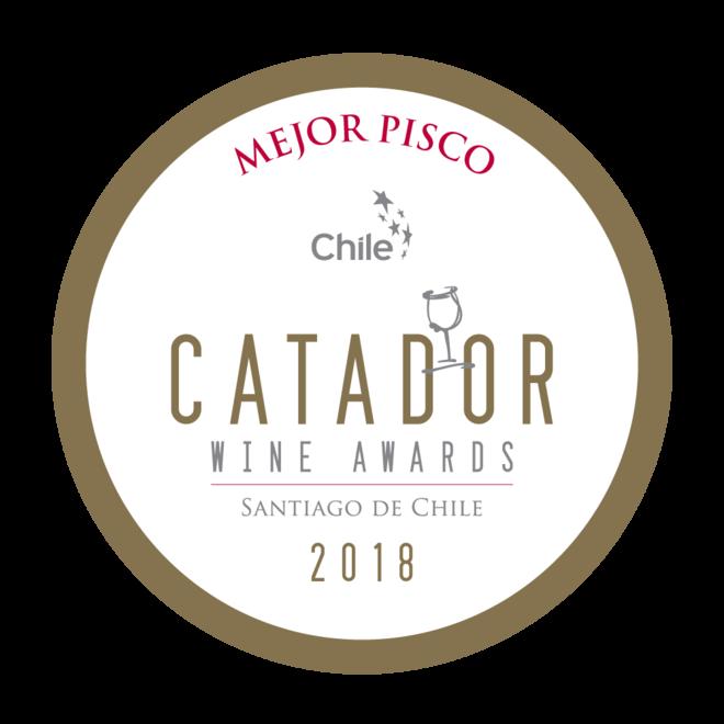PISCO RESERVADO 40° AUS CHILE