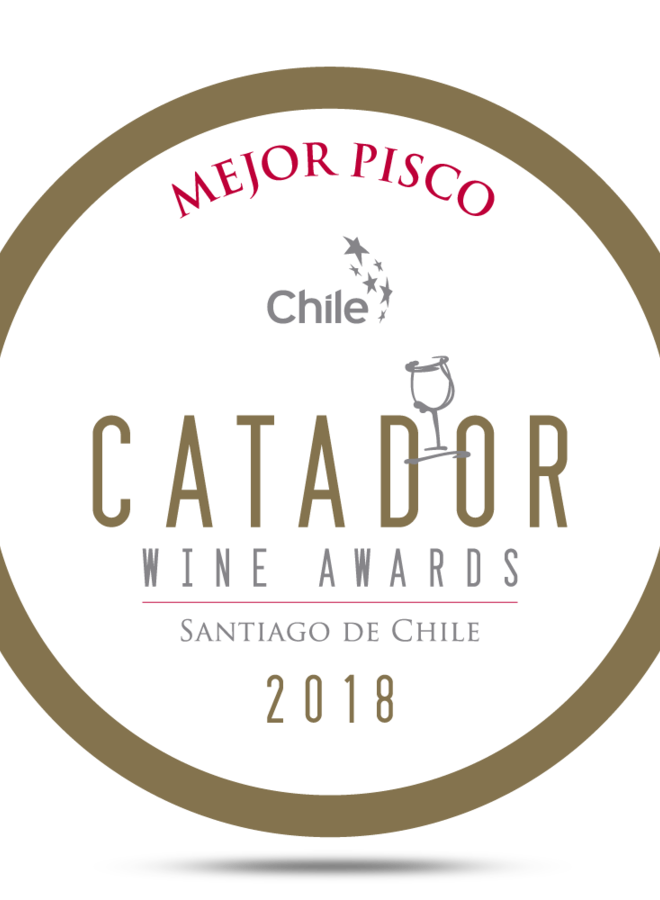 PISCO RESERVADO 40° FROM CHILE