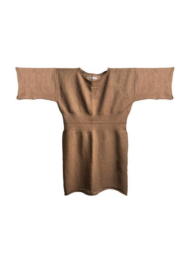 DRESS KIMONO 100% ALPAKA WOLLE SUPERFINE