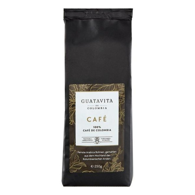 FILTER COFFEE MILLED - 250g - COLOMBIA