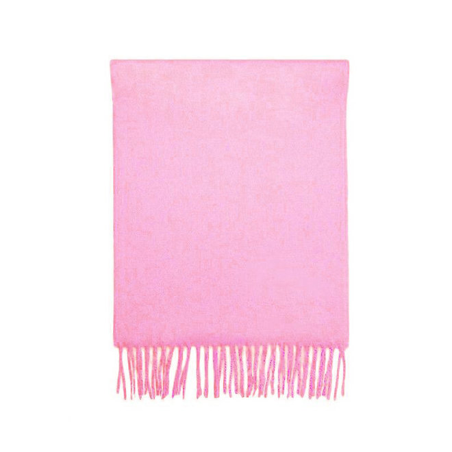 """SCHAL """"LUXE"""" 100% BABY ALPAKA WOLLE - ROSA"""