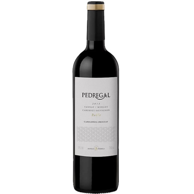 PEDREGAL TANNAT - MERLOT - CABERNET SAUVIGNON 2015 - URUGUAY