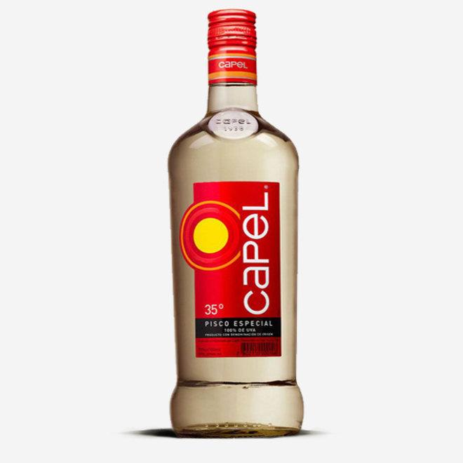 Pisco Capel 35% Especial