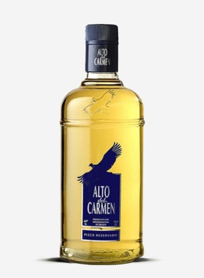 "PISCO ""RESERVADO"" 40% - AGED - CHILE"