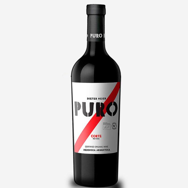 "PURO ""CORTE"" MERLOT/MALBEC/CABERNET SAUVIGNON - 2019 - ARGENTINA"