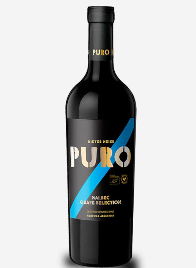 "PURO ""GRAPE SELECTION"" 100% MALBEC - ARGENTINIEN 2017"
