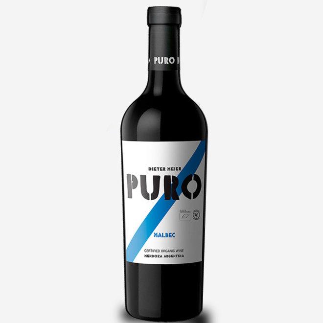 PURO 100% BIO - MALBEC - 2019 - ARGENTINIEN