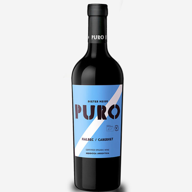 PURO BIO - MALBEC - CABERNET SAUVIGNON - 2019 - ARGENTINIEN