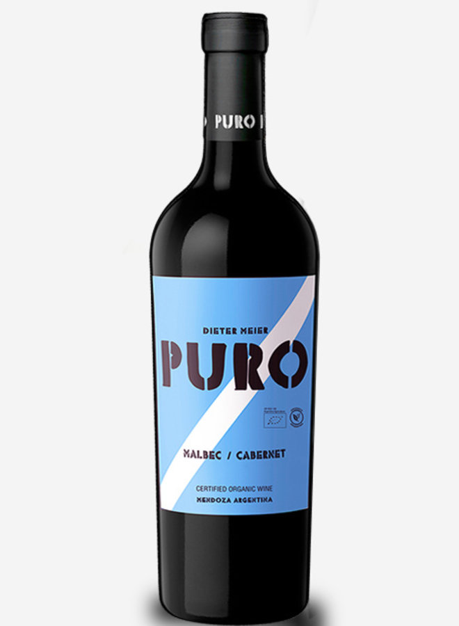 PURO BIO - MALBEC - CABERNET SAUVIGNON - ARGENTINIEN 2017