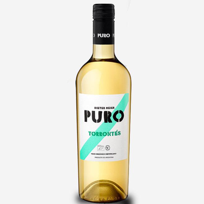 PURO 100% BIO TORRONTÉS - 2020 - ARGENTINA