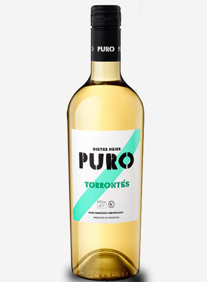 PURO 100% BIO - TORRONTÈS- ARGENTINIEN - 2019