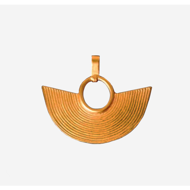 PENDANT GOLD PLATED 24ct - DJ1010 - COLOMBIA