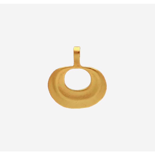 PENDANT GOLD PLATED 24ct - DJ1044 - COLOMBIA