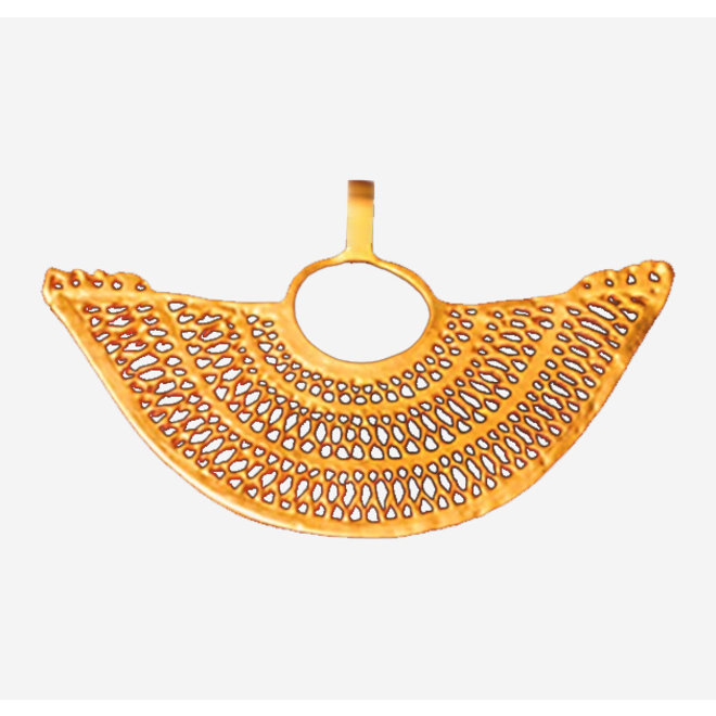 PENDANT GOLD PLATED 24ct - DJ1108 - COLOMBIA