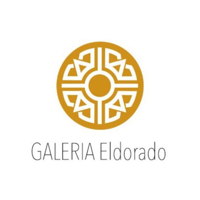 COLGANTE CON BAÑO DE ORO 24kt - DJ1108 - COLOMBIA