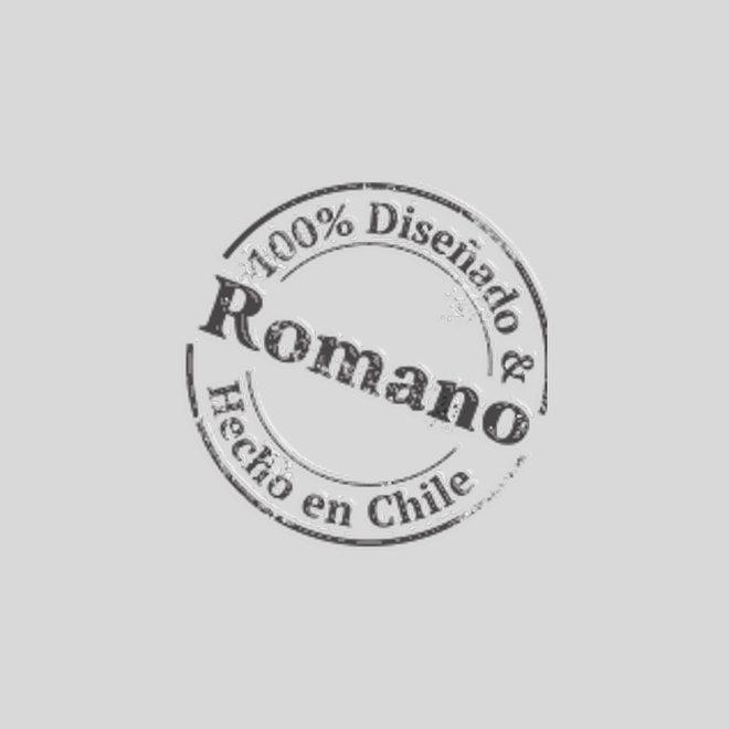 STIEFELETTE 100% LACKLEDER HANDGEMACHT AUS CHILE - SCHWARZ