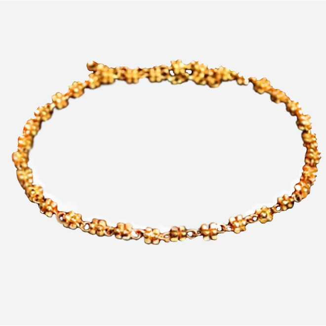 CHAIN - GOLD PLATED 24ct - CL1424-P - COLOMBIA