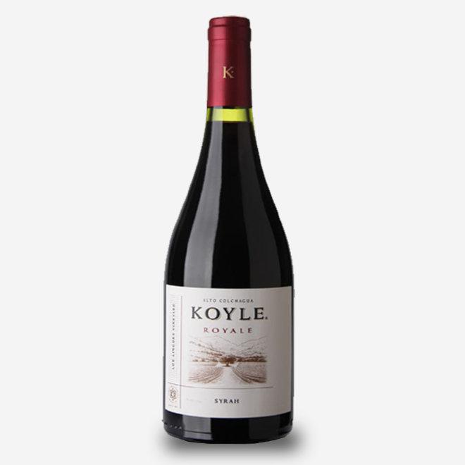 "SYRAH ""ROYALE"" - 2015 - CHILE"
