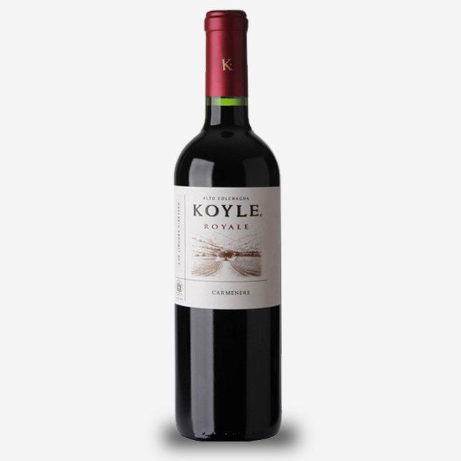 """MALBEC """"ROYALE"""" XL - 2016 - CHILE - 1,5 LITER"""