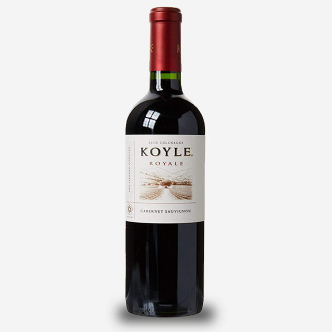"CABERNET SAUVIGNON ""ROYALE"" - 2015 - CHILE"