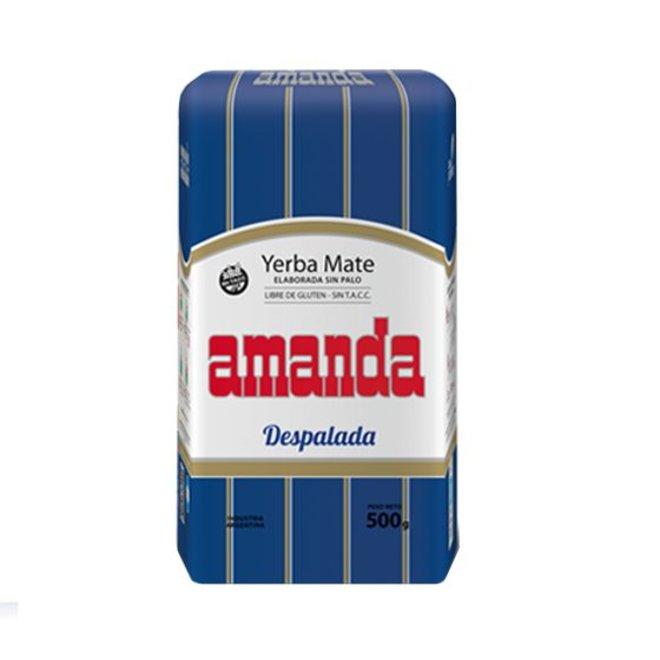 """ORGANIC MATE TEA WITHOUT RODS """"DESPALADA"""" - 500g - ARGENTINA"""