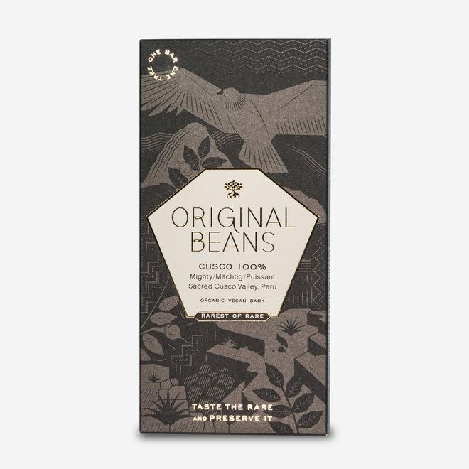 ORGANIC CHOCOLATE CUSCO CHUNCHO 100% - 70g - PERÚ