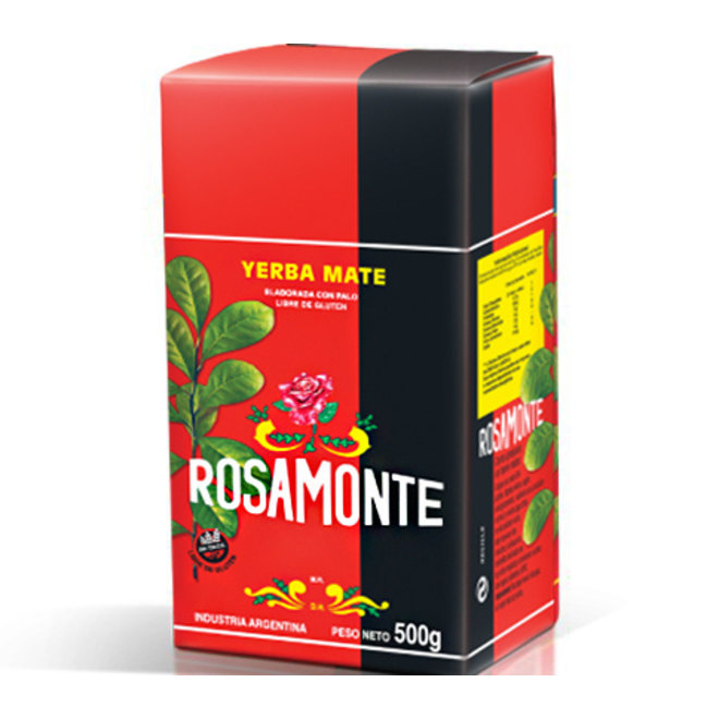 MATE TEA TRADICIONAL - 500g - ARGENTINA