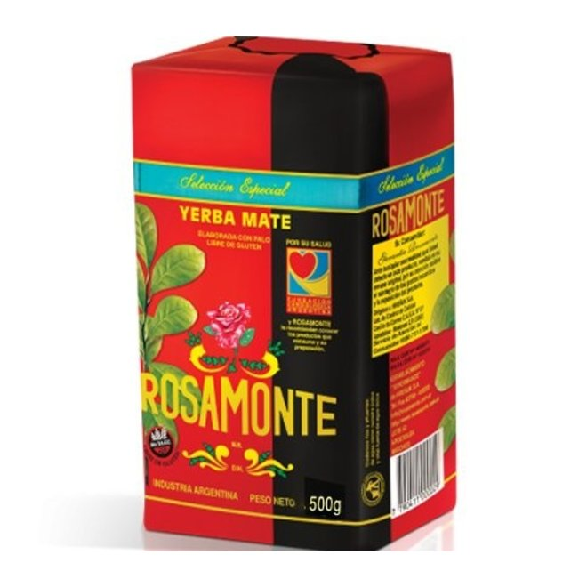 MATE TEA ESPECIAL - 500g - ARGENTINA