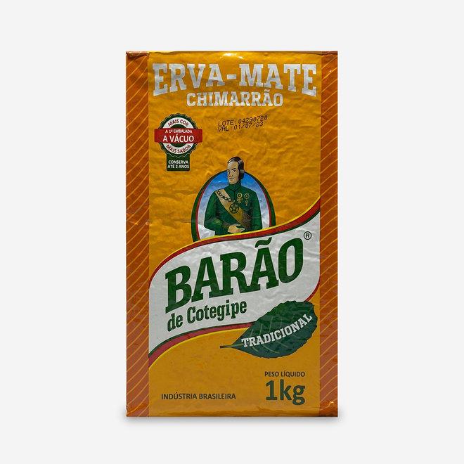 """MATE TEA """"DE COTEGIPE"""" TRADICIONAL CHIMARRAO - 1Kg - BRAZIL"""