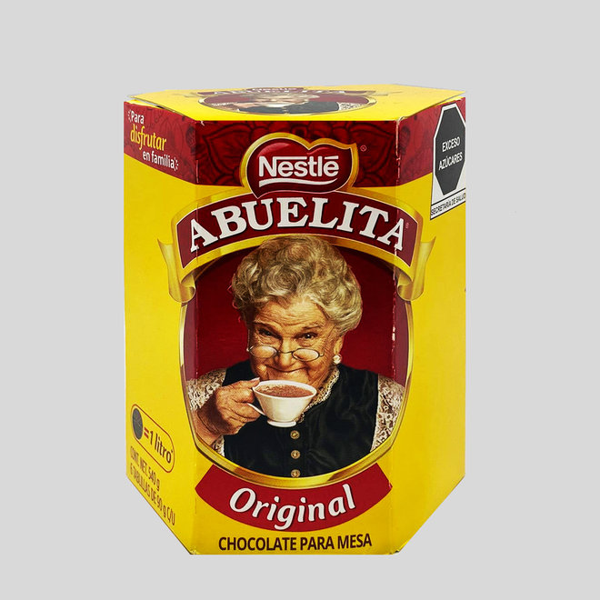 CHOCOLATE ABUELITA - 540g - MEXIKO