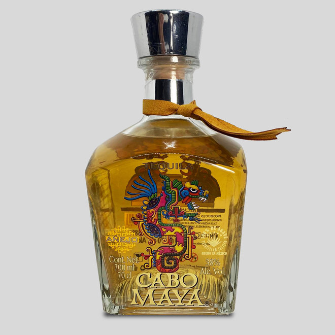 """TEQUILA """"AGED"""" 100% AGAVE 38% - 0,70L - MEXIKO"""