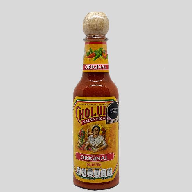 ORIGINAL HOT  SAUCE - 150ml - MEXICO