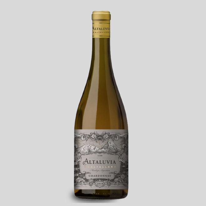 ALTALUVIA -  100% CHARDONNAY - 0,75L - 2018 - ARGENTINA