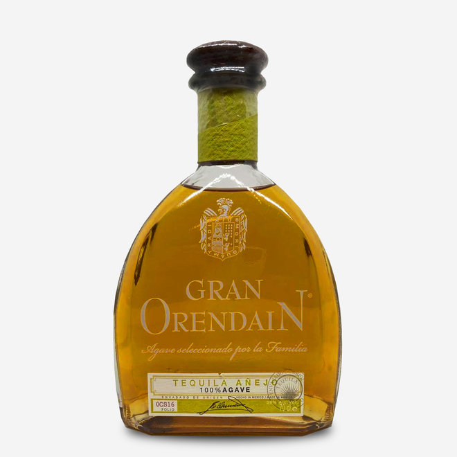 """TEQUILA """"AÑEJO"""" AGED 100% AGAVE 40% - 0,70L - MEXIKO"""