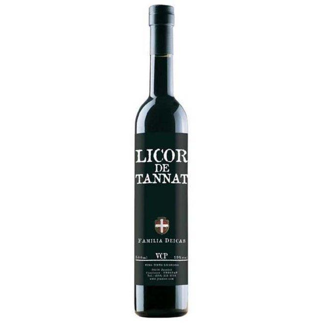 LICOR DE TANNAT - LIQUEUR WINE, URUGUAY, 0,50L