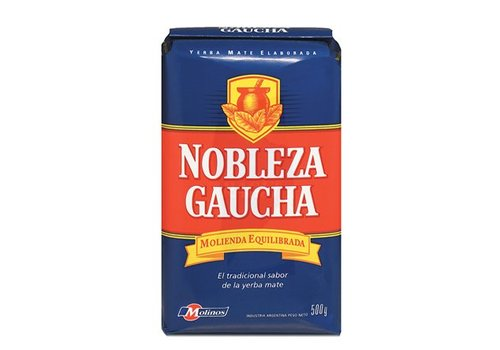 NOBLEZA GAUCHA MATE TÉ NOBLEZA GAUCHA - 500g