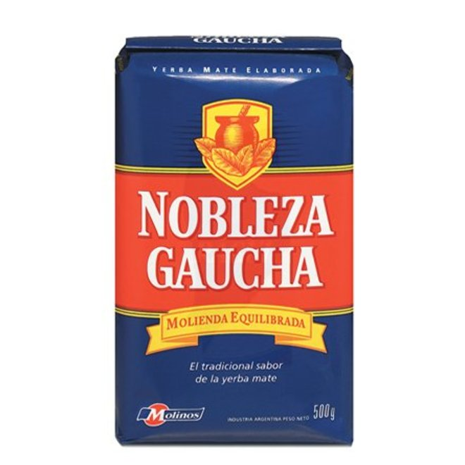 MATE TEE NOBLEZA GAUCHA - 500g
