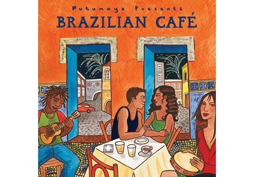 PUTUMAYO Brazilian Café, Putumayo