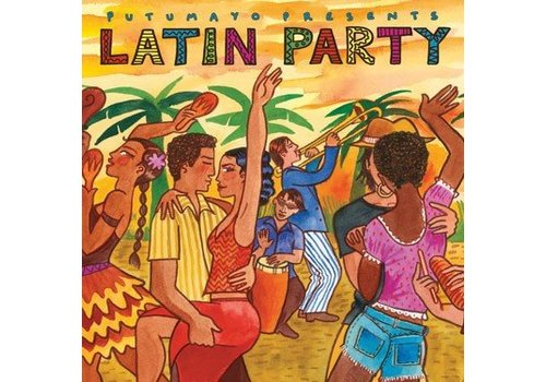 Putumayo Latin party, Putumayo
