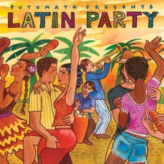 Latin party, Putumayo