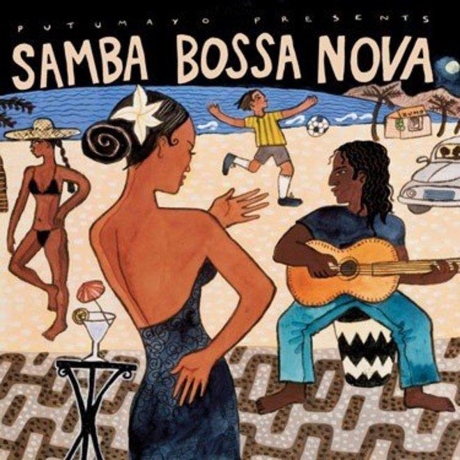 Samba Bossa Nova, Putumayo