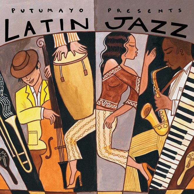 Latin Jazz, Putumayo