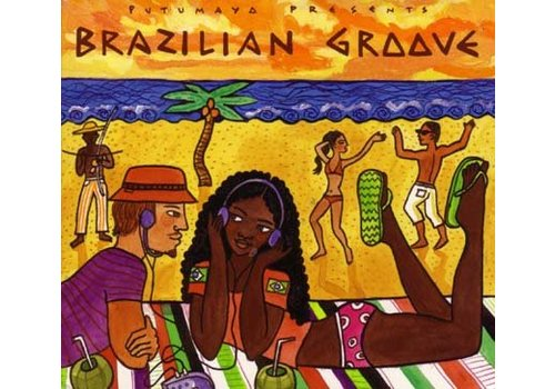Putumayo Brazilian Groove, Putumayo