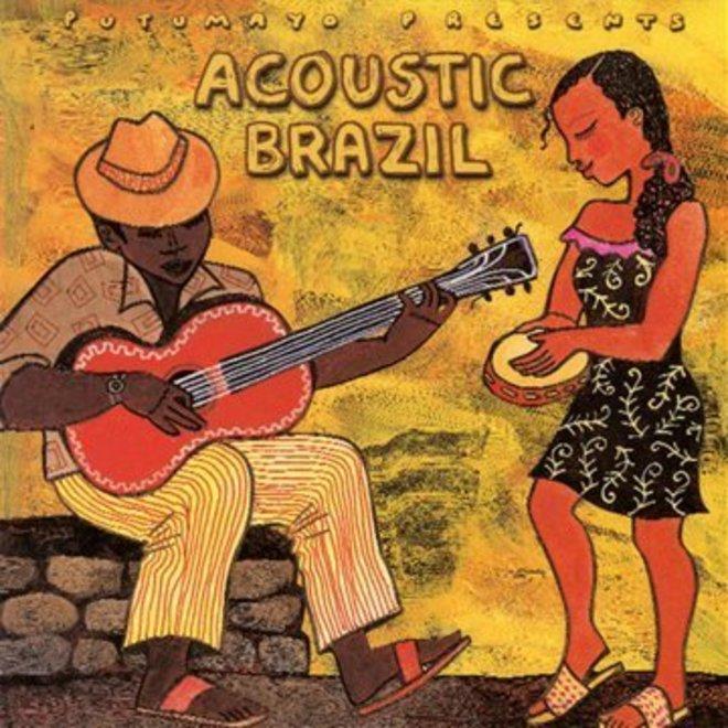 Acoustic Brazil, Putumayo